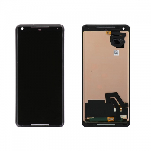 Google Pixel 2 XL G011C M2 LCD Screen and Digitizer Assembly 6.0 inch - AJX74624901 / AJX4624901