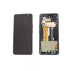 HTC U11 Plus LCD Display Touch Screen Digitizer Assembly with Bezel 80H02125-00 / 80H02125-01 / 80H02125-02 / 80H02125-04