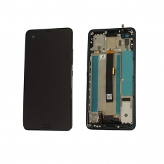 HTC U Ultra LCD Display Touch Screen Digitizer Assembly with Bezel