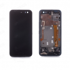 HTC U11 Life LCD Screen and Digitizer Full Assembly with Frame 80H02119-07