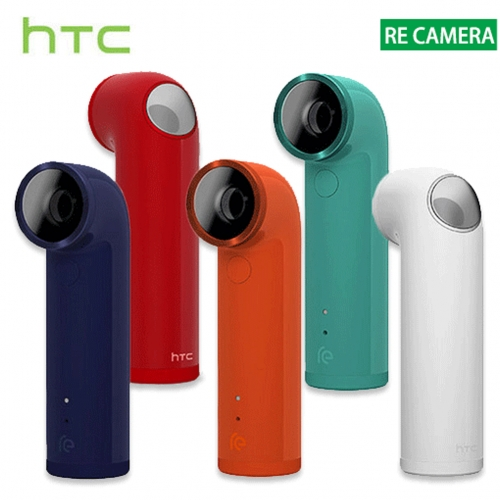 HTC RE Camera 16.0MP Waterproof Handheld Companion Camera
