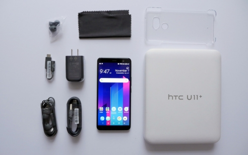 HTC U11 Plus 128GB Unlocked Sim Free 4G LTE Android Smartphone