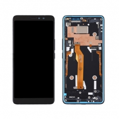 HTC U11 Eyes LCD Screen and Digitizer Full Assembly with Frame 80H02136-00 / 80H02136-01 / 80H02136-02